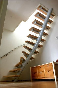 staircase for small spaces smallest spiral