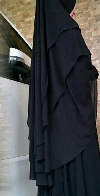 This is it...syar'i wear for muslimah , i love it .