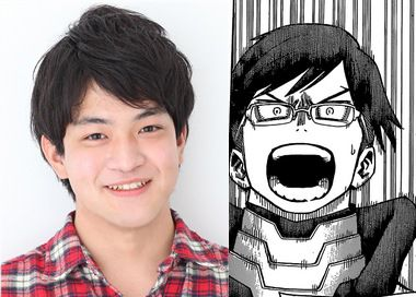 IIDA IS BEING VOICED BY KAITO ISHIKAWA, GENOS FROM OPM'S VOICE ACTOR.