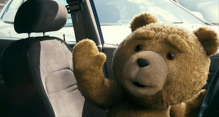 I have not seen this movie yet but I know I'm gonna love it. A smack talkin teddy bear? I love it!