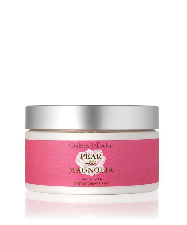 Crema de Corp Pear & Pink Magnolia #cosmetice #cadouri #cadourifemei #crabtreeevelyn