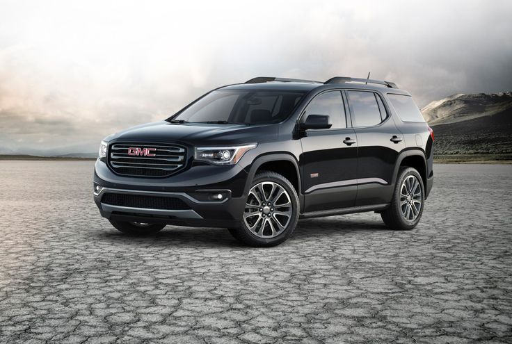 eShip Here is how we became number 1. #LGMSports deliver it with http://LGMSports.com 2017 GMC Acadia