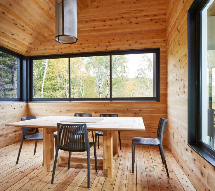 Дизайн интерьера обеденной зоны от проектного бюро MU Architecture