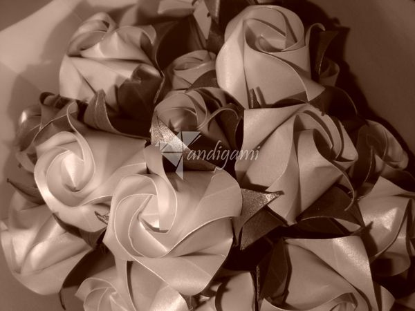 ramo pimpollos de rosas