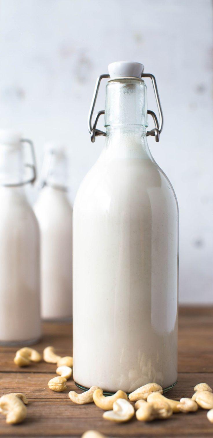 Cashew Milk (DIY)