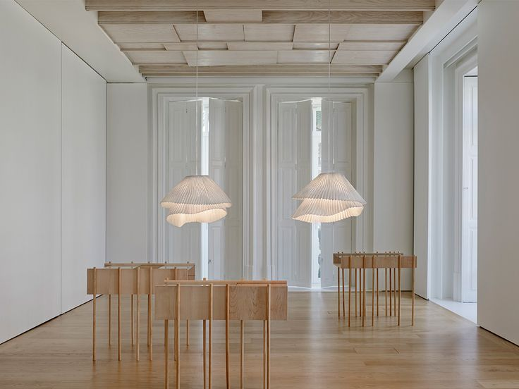 Tempo vivace pendant lamp arturo alvarez handmande unique lighting made with