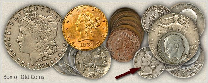 Coin values never stand still. Lately the change is