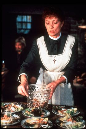 The food, Babette's Feast