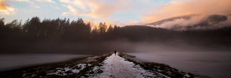 The 175-hectare Minnekhada Regional Park is a hidden gem in Coquitlam.  It's a sanctuary for those who want to retreat into the peaceful wilderness for a few hours.