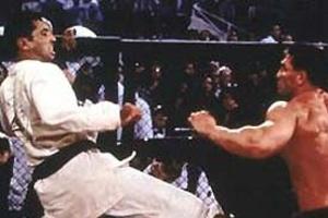 UFC 1 Royce Gracie Vs. Ken Shamrock