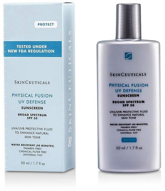 Skin Ceuticals Physical Fusion Uv Defense Spf 50 Spectrum Uva Uvb
