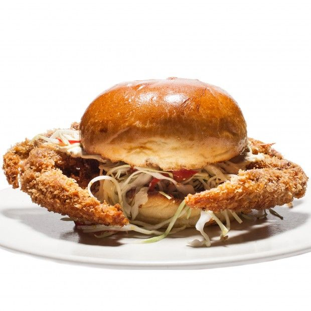 'Tis the Season for Soft-Shell Crab
