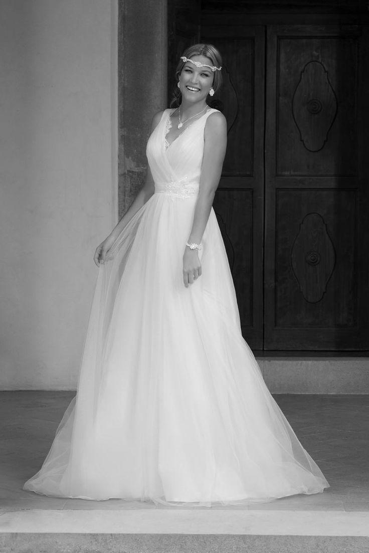 37 besten Hichzeitskleid Bilder auf Pinterest | Kleid hochzeit ...