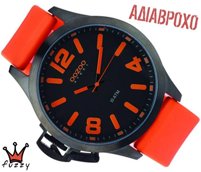 Ρολόι OOZOO STEEL XL OS366