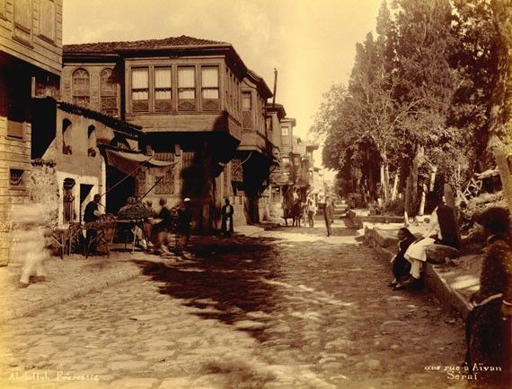 İstanbul-Ayvansaray-Abdullah Freres