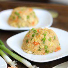 Cauliflower Stir Fry Rice Recipe