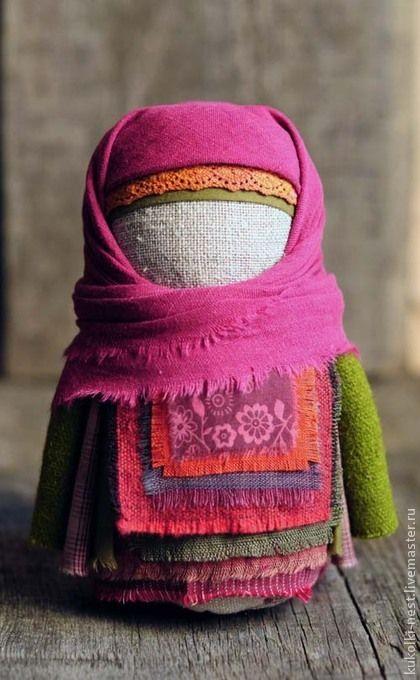 "Народные куклы ручной работы. Ярмарка Мастеров - ручная работа Крупеничка""Маруся"". Handmade."