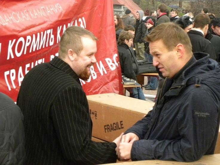 WHITE Technologies 2033: Навальный и Дёмушкин нашли общий язык