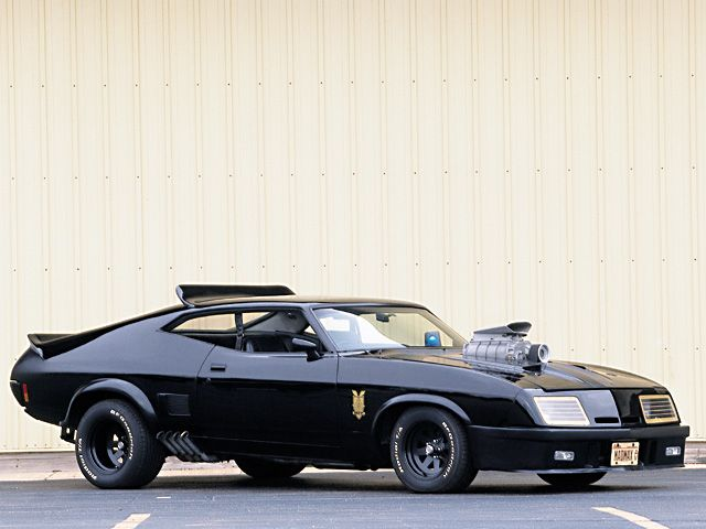 Favorite movie car: the V8 Interceptor from Mad Max series.