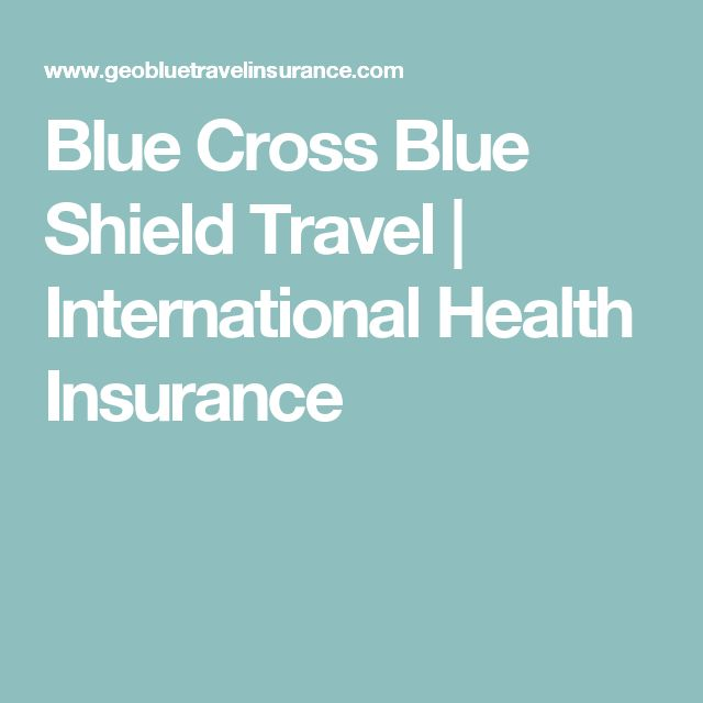 Blue Cross Blue Shield International 84