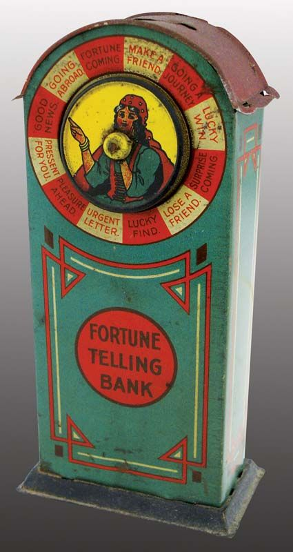 fortune telling bank