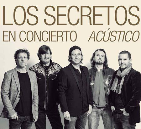 Concierto de Los Secretos en Lugo. Ocio en Galicia | Ocio en Lugo. Agenda actividades. Cine, conciertos, espectaculos