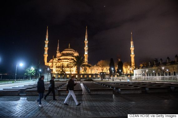 Istanbul Has Always Been a City of Fires and Earthquakes. Today, It Was a City of Terror.