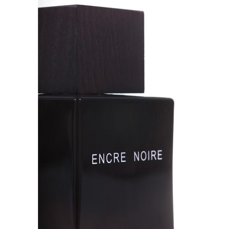 ENCRE NOIRE Eau de Toilette | 50 ml (1.7 Fl. Oz.) Natural Spray | Lalique Parfums