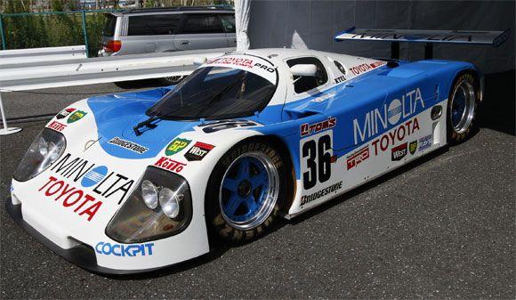 1990 Toyota 90C-V