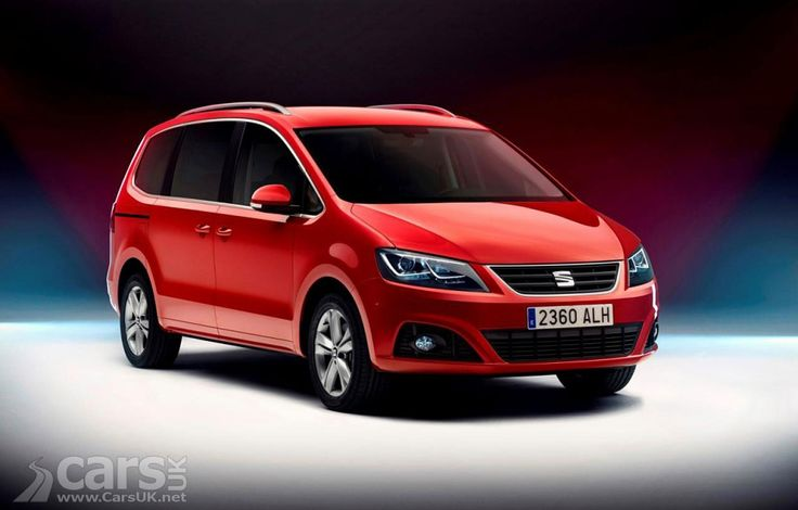 2015 SEAT Alhambra gets cosmetic tweaks and more efficient engines