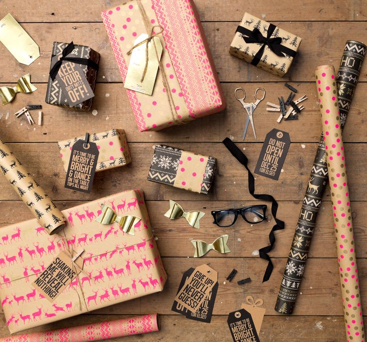 We've got Christmas all wrapped up #typoshop #christmas #gift #wrap