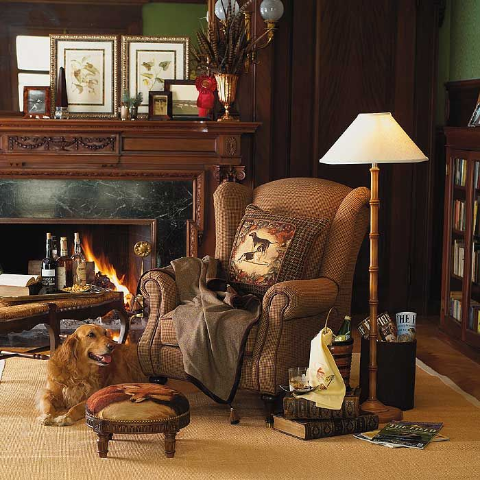 Den Decor Ideas With Vintage Posters Family Room Rustic: Best 25+ English Living Rooms Ideas On Pinterest