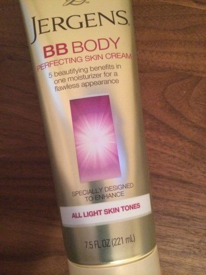 Review, Swatches, Before/After Photos, Jergens BB Body Perfecting Moisturizing Lotion Cream - & Best CC Cream