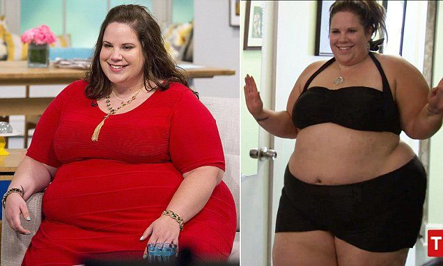 Whitney Thore, 30, from North Carolina, became famous in 2014 when a YouTube video of her performing called 'Fat Girl Dancing' went viral. She has now been given her own reality TV show.