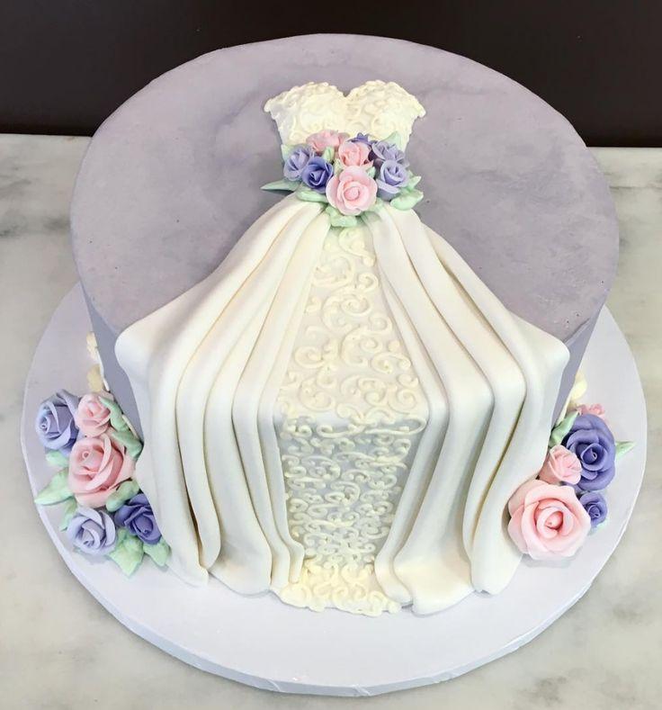 25+ Best Ideas About Dress Cake On Pinterest