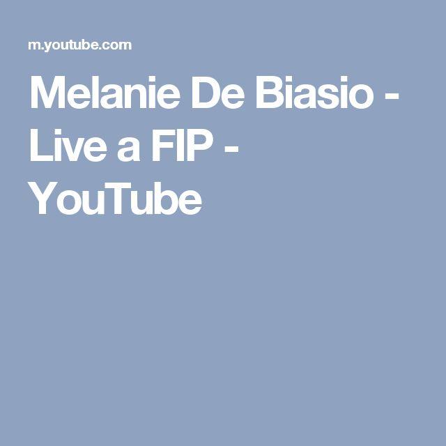 Melanie De Biasio - Live a FIP - YouTube