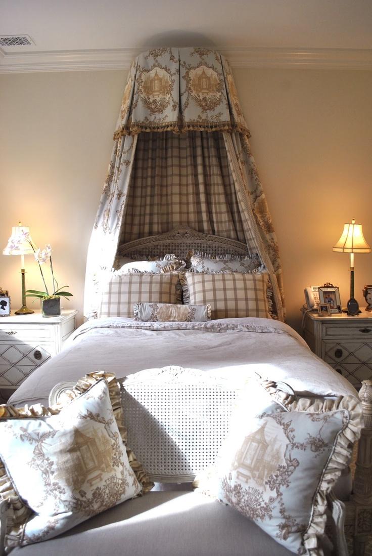 the enchanted home maison decor ciel de lit canopy beds pinterest ciel de lit assiette. Black Bedroom Furniture Sets. Home Design Ideas