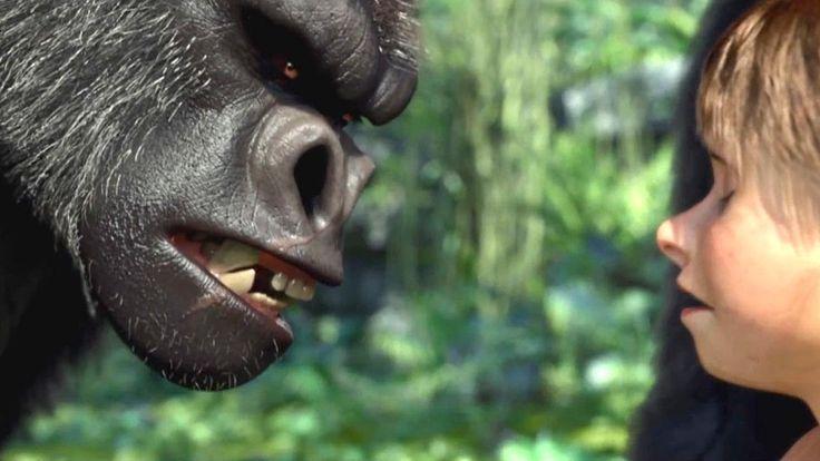 TARZAN 3D Movie Trailer [UK Trailer - HD 1080p]