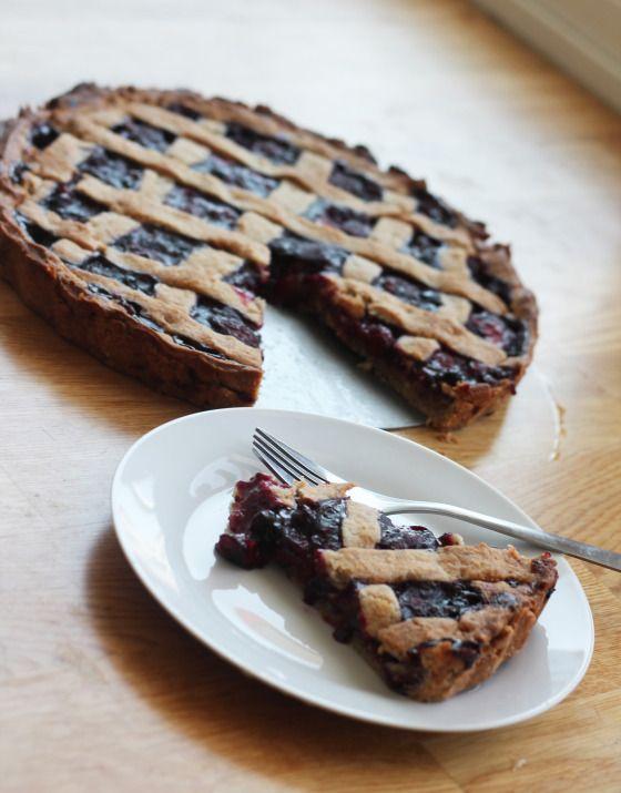 Linzer torte by pastrymagique