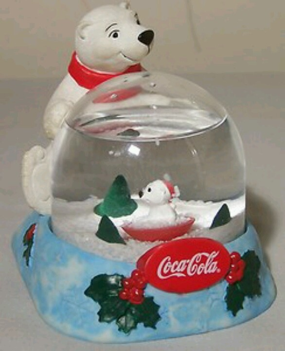 Globes de neige vintage