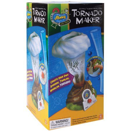 Scientific Explorer Tornado Maker Kit, Multicolor