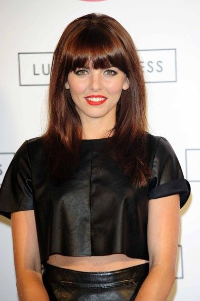 Ophelia Lovibond Photos - Lulu Guinness Paint Project Party 2013