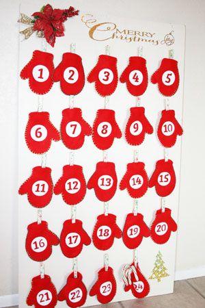クリスマス アドベントカレンダー♪                                                                                                                                                                                 もっと見る