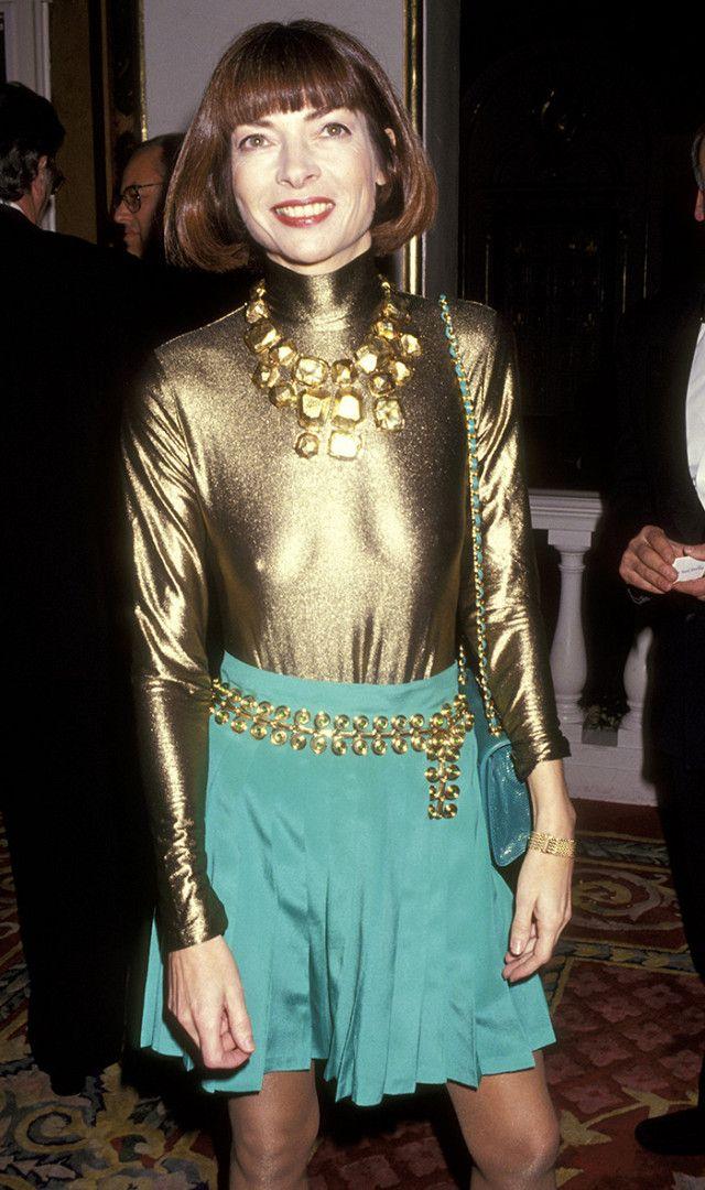 Anna Wintour, 1991