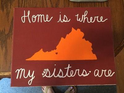 sorority crafts | Tumblr