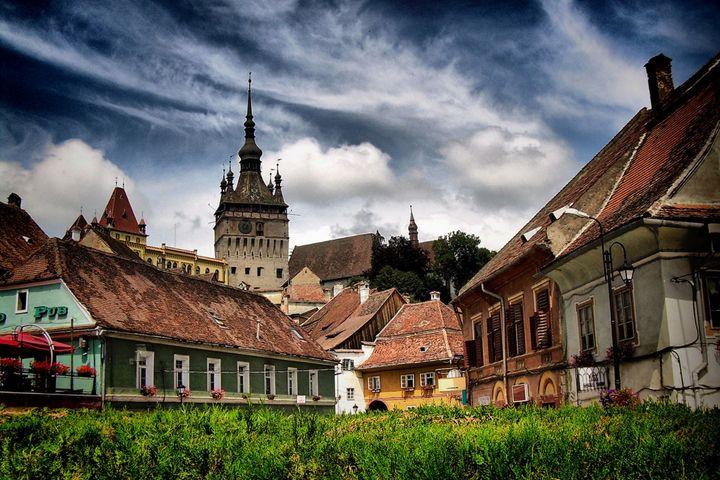 シギショアラ歴史地区/ルーマニア