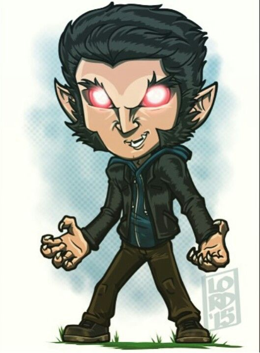 Teen Wolf | Scott McCall by lordmesa | Teen Wolf stuff ...