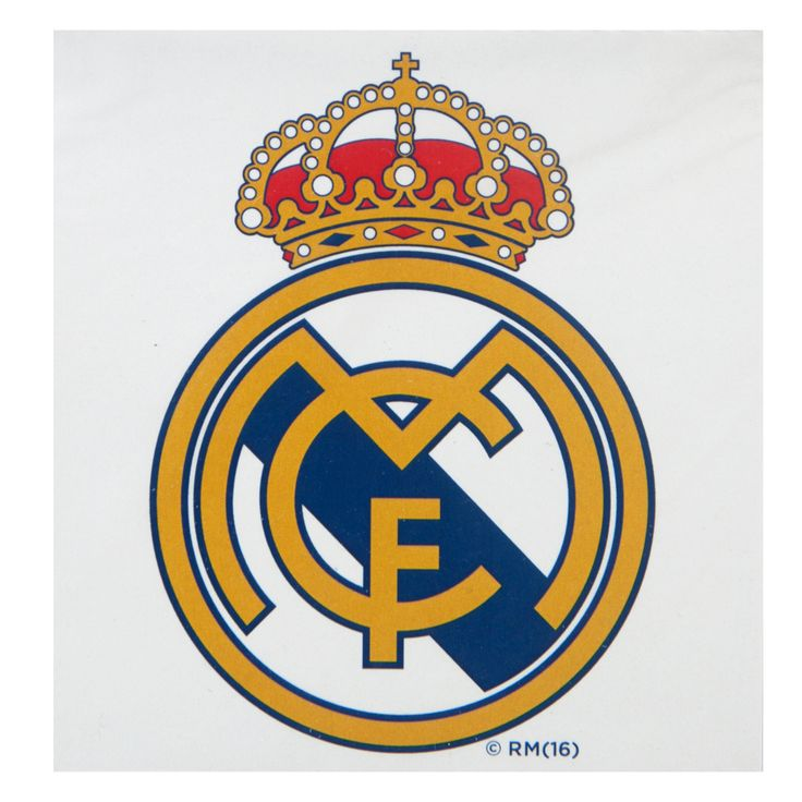 Real Madrid C.F. Window Sticker WS - Rs. 299 Official#Football #Merchandisefrom#LaLiga