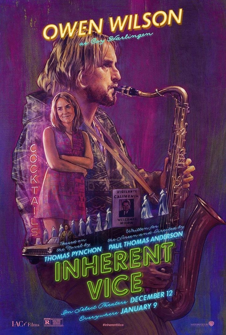 Poster Inherent vice