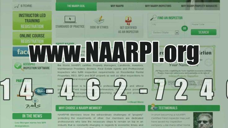 North American Association Of Rental Property Inspectors